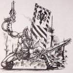 Seigneur.Fantome.Scorpion.Wraithlord.concept 150x150 [ WiP ] Seigneur Fantôme Scorpion