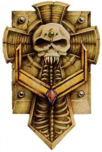 Crux Terminatus Sergeant Badge 201x300 [ 40k ] Archiviste Terminator Salamandre